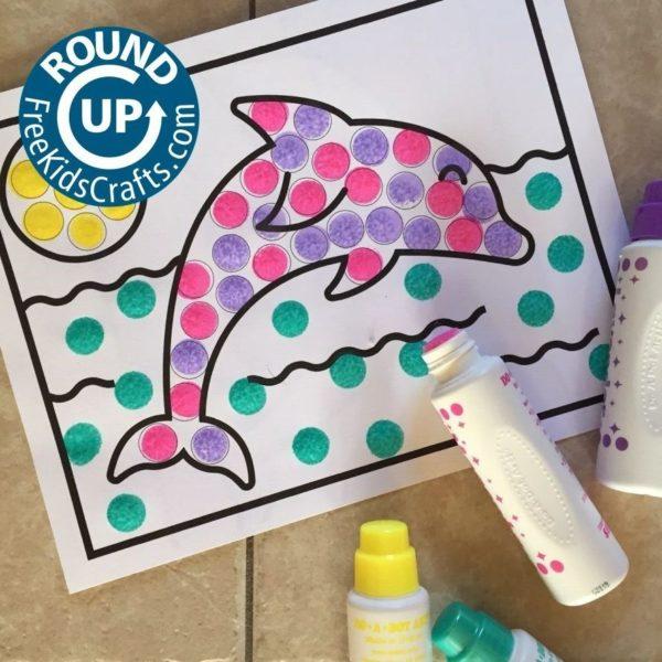 Sea Life Crafts Roundup