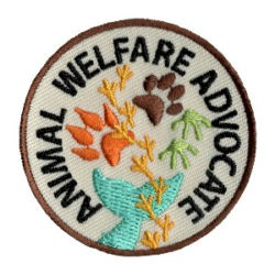 Animal Welfare Advocate Patch