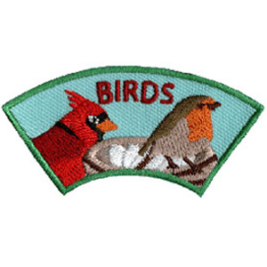 Bird Advocate Service Patch