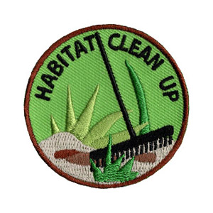 Youth Squad® Habitat Clean Up Patch