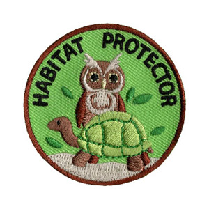 Habitat Protector Patch Program® from Youth Squad®