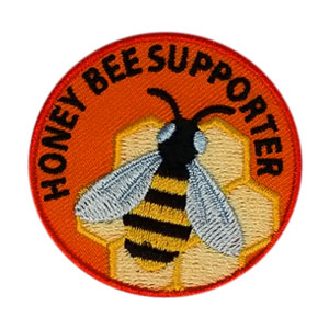 Honey Bee Supporter Patch Program® from Youth Squad®