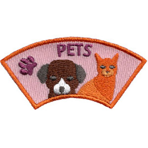 Pet Advocate Service Patch