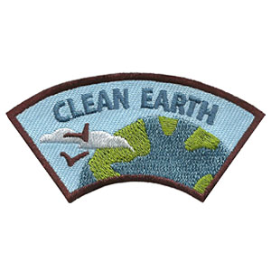 Clean Earth Advocate Patch