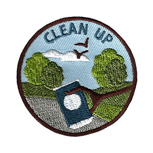 Clean Up Patch Program®