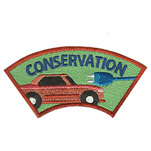 Conservation Advocate Service Patch Program® from Youth Squad