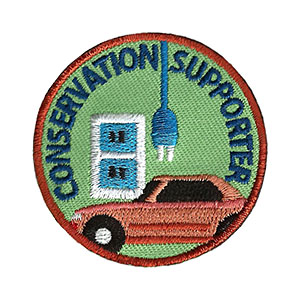Youth Squad® Conservation Supporter Patch