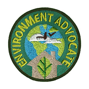 Environment Advocate Center Patch Program®