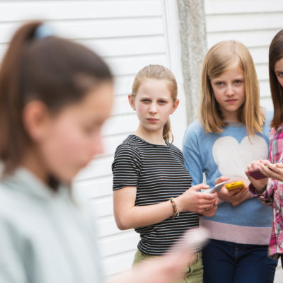 Tips for Troop Leaders to Address Mean Girl Behaviors