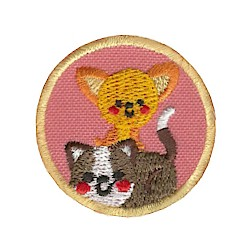 Youth Squad® Helping Hands Pet Patch