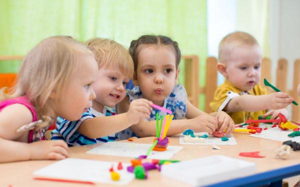 Preschool Youth Squad Activity