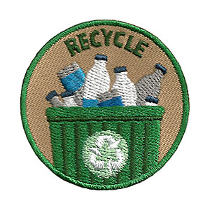 Youth Squad® Recycle Service Patch