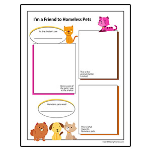 Pet Worksheet