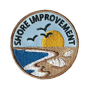 Shore Improvement Patch Program® from Youth Squad
