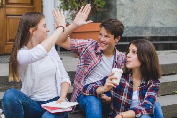 Build Self-Esteem in Teens