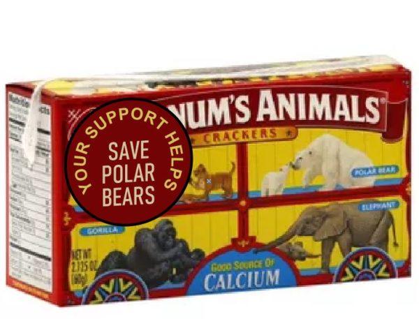 Threatened Species Animal Cracker Fundraising