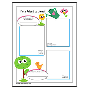 Clean Air Review Worksheet