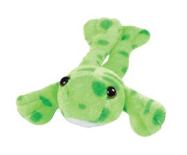 Plush frog for Fundraising