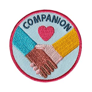 Companion Service Patch Program® from Youth Squad®