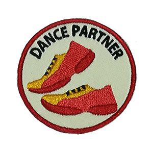 Dance Partner Service Patch Program® from Youth Squad®
