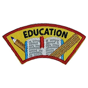Education Advocate Service Patch Program® from Youth Squad