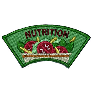 Nutrition Advocate Service Patch Program® from Youth Squad®