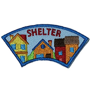 Shelter Advocate Service Patch Program® from Youth Squad®