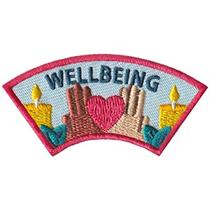Wellbeing Advocate Service Patch Program® from Youth Squad