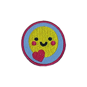 Happiness Helper Service Patch Program® from Youth Squad®