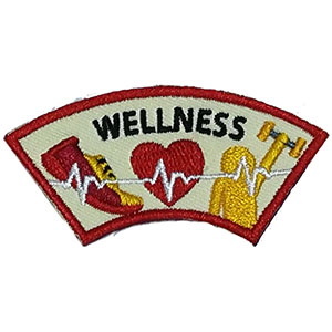 Wellness Advocate Service Patch Program® from Youth Squad®