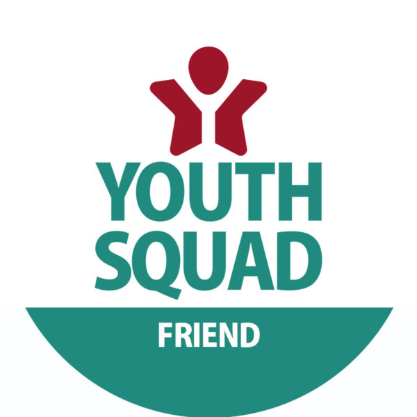 Youth Squad® Friend ID Button