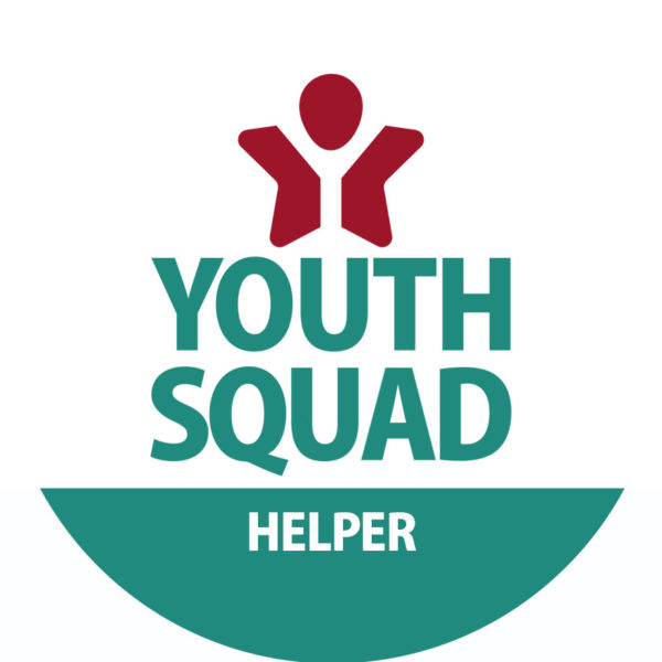 Youth Squad® Helper ID Button