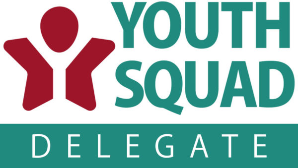 Youth Squad® Delegate ID Badge