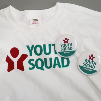 Youth Squad ID Badges