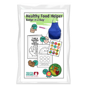 Healthy Food Helper Badge In A Bag®