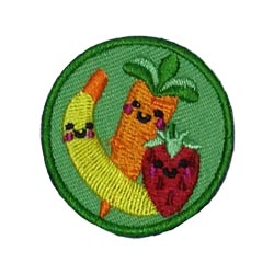 Healthy Food Helper Service Patch Program® from Youth Squad®