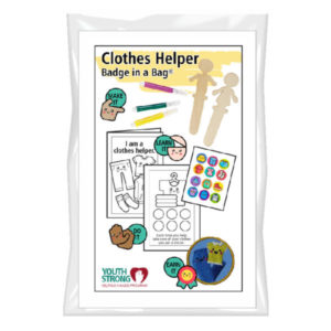 Clothes Helper Badge In A Bag®