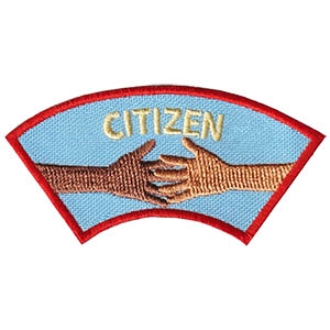 Youth Squad® Citizen Advocate Patch