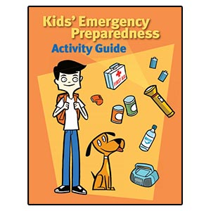 Kids' Emergency Preparedness Activity Guide