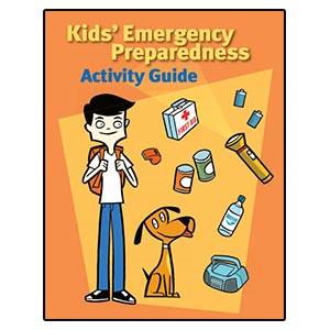 Kids' Emergency Preparedness Activity Guide