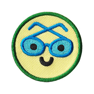 Youth Squad Person Helper Patch