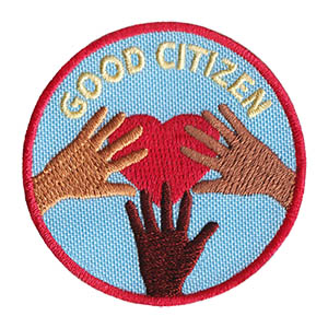 Good Citizen Service Patch Program® from Youth Squad®