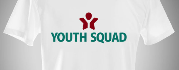 Youth Squad Tee Shirt Transfer