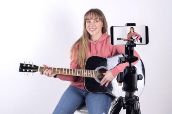 Virtual talent show Community Service